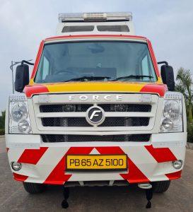 Ambulance Service in Sector 27 Panchkula